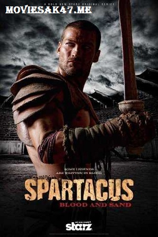 Spartacus Season 1 Complete Download 480p Blood and Sand