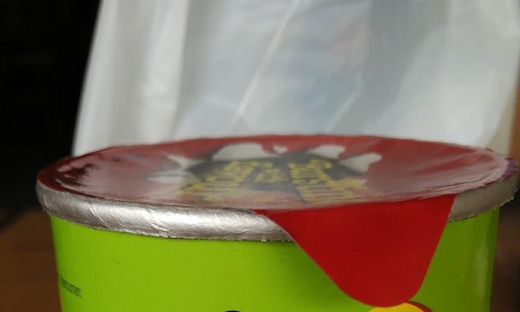 Pringles Mini Yang Gurih