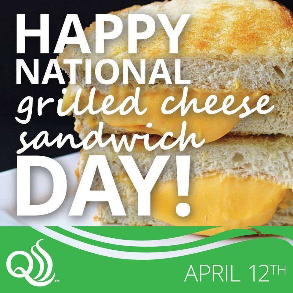 National Grilled Cheese Sandwich Day Wishes Awesome Images, Pictures, Photos, Wallpapers