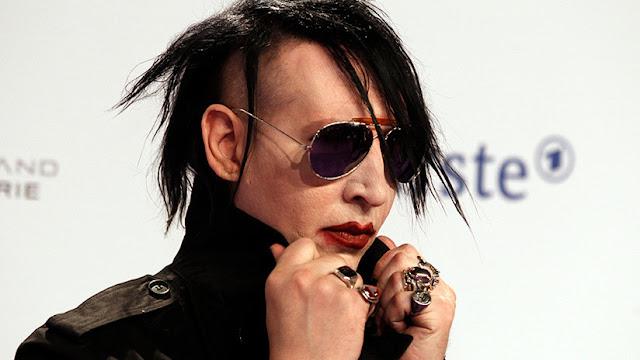 """""""Acosó a casi todas las mujeres"""": revelan qué hizo Marilyn Manson durante un rodaje de 'House'"""
