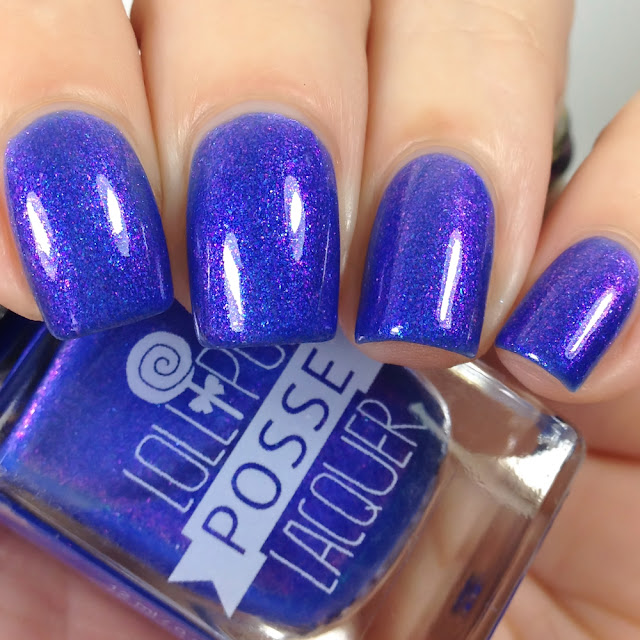 Lollipop Posse Lacquer-Colorful Dust that Sparkles