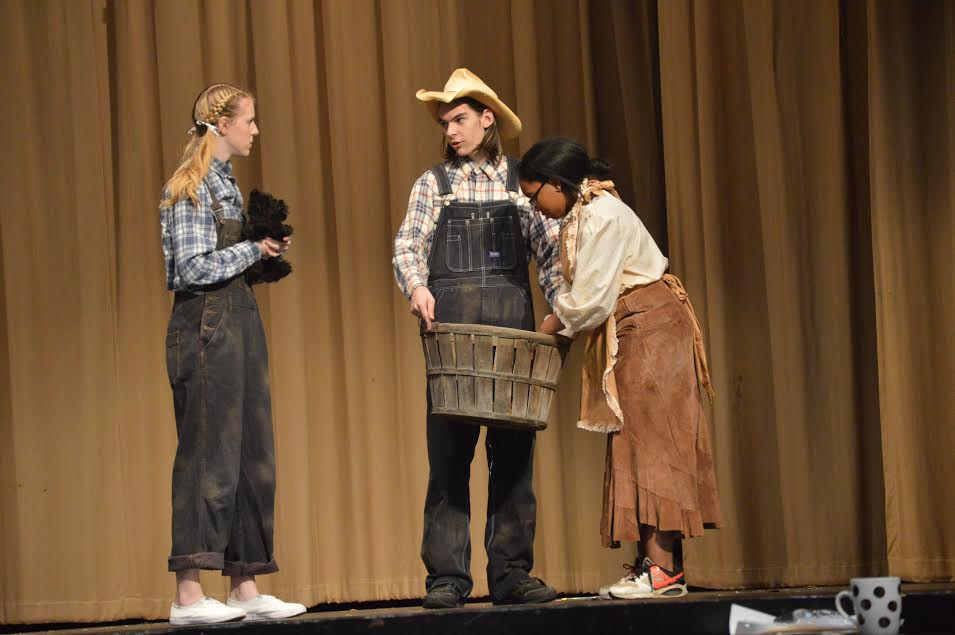 saline river chronicle news wizard of oz musical to be performed