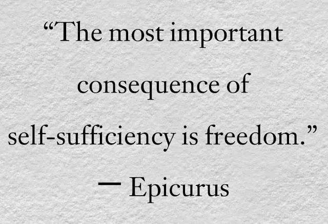 Epicurus freedom Quotes