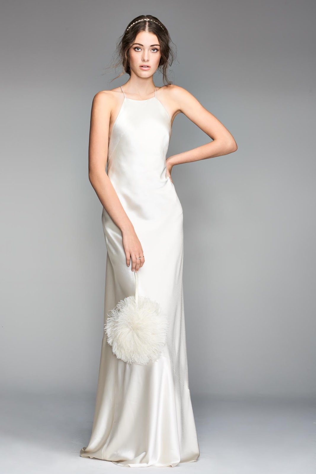 Miss Ruby Boutique: Our Favorite Sleek & Simple Bridal Gowns