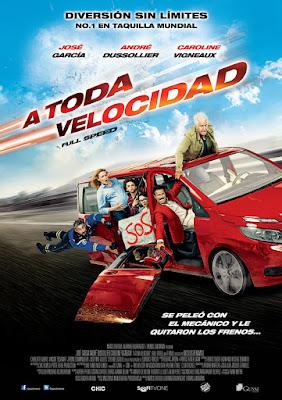 A Toda Velocidad [2016] [NTSC/DVDR] Español Latino