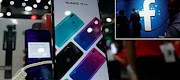 Facebook peatab rakenduse eelinstalli Huawei telefonides
