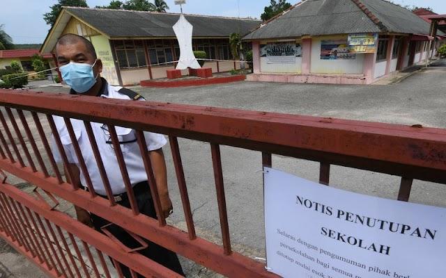 177 sekolah di Seremban ditutup 2 minggu mulai esok
