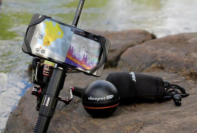 3. Sensor Pencari Ikan atau Fish Finder Apps