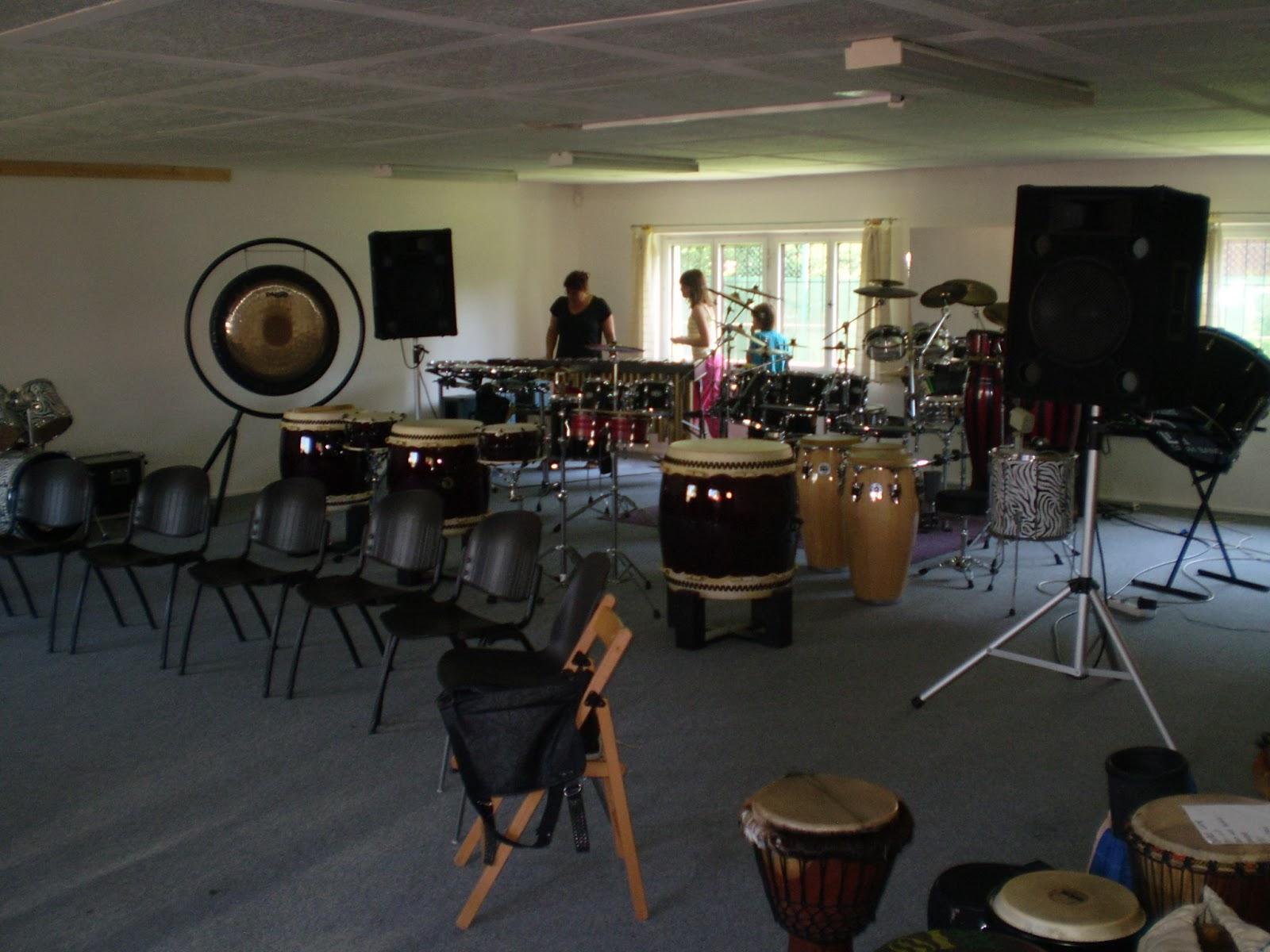 Bubenický workshop Jumping Drums