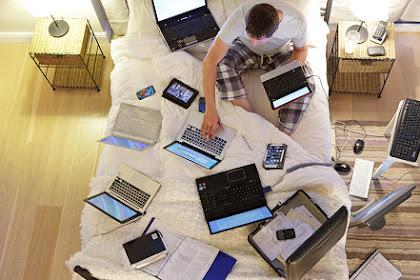 Cara Merawat Laptop yang Efektif agar Awet