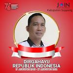 Herwan,SH,M.Si Ketua JOIN Kabupaten Soppeng