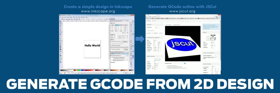 2d Gcode