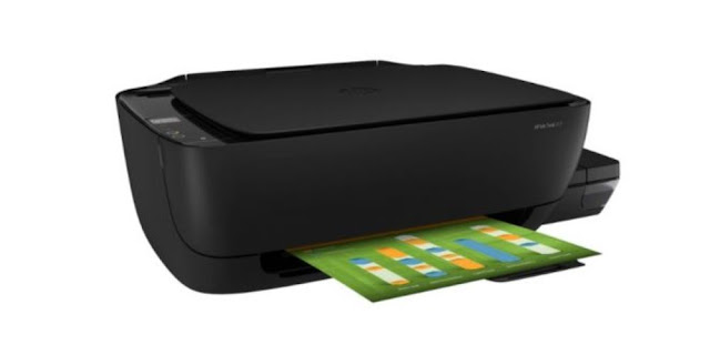 Driver Printer HP Ink Tank 315
