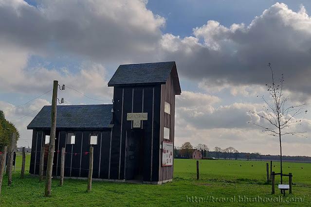Baarle Hertog-Nassau Dodendraad