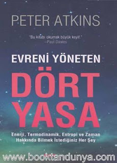 Peter Atkins - Evreni Yöneten Dört Yasa