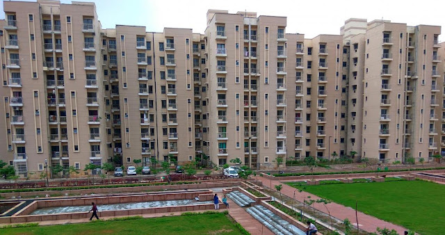 Unitech Apartment in India