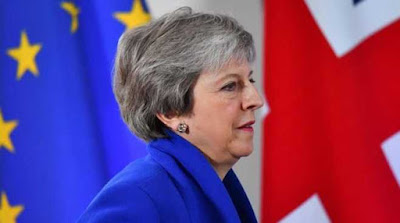 Britain Rejected Brexit Deal Again