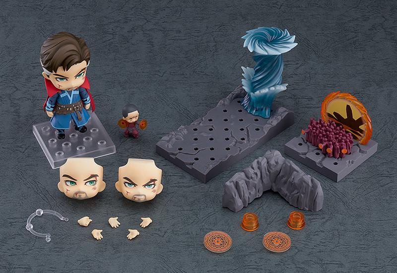 Figuras: Nendoroid Doctor Strange Ver. Normal y DX de Avengers: Endgame - Good Smile Company