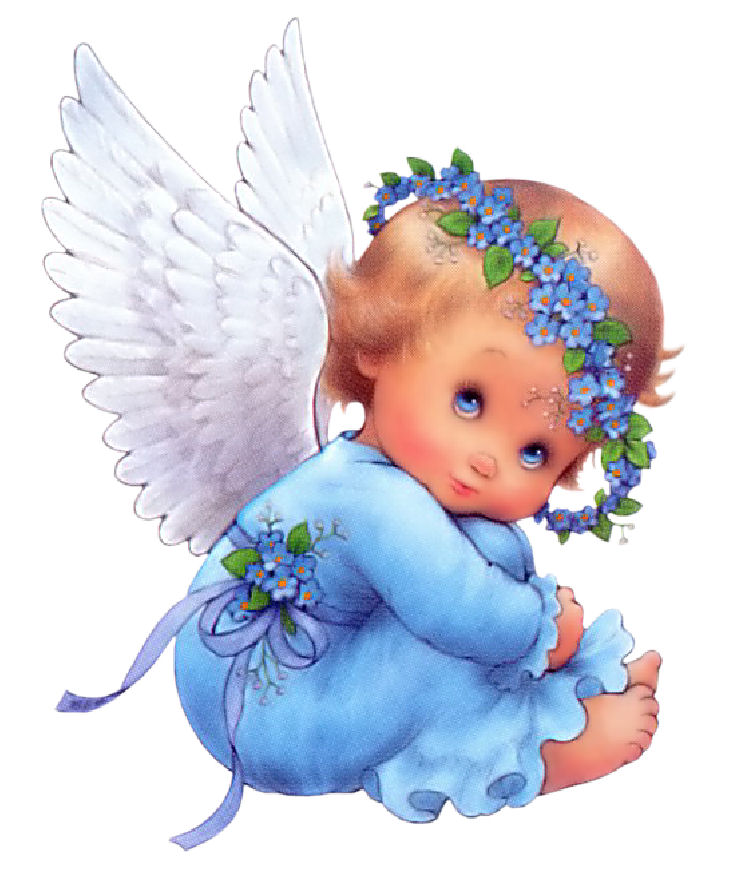 Printable Picture Guardian Angel