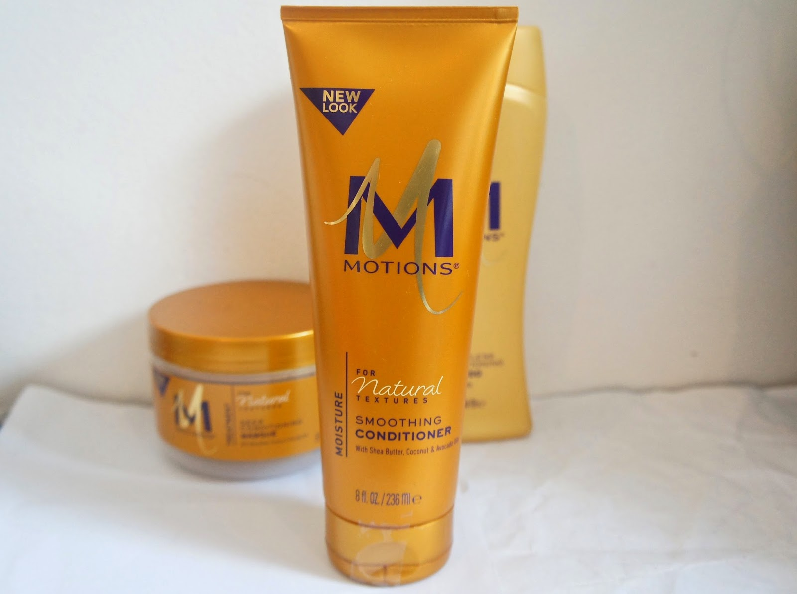 Motions For Natural Textures; Smoothing Conditioner Review