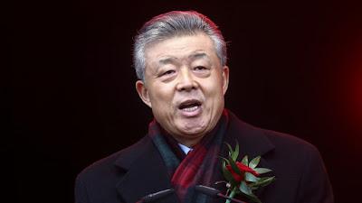 perfil de Liu Xiaoming