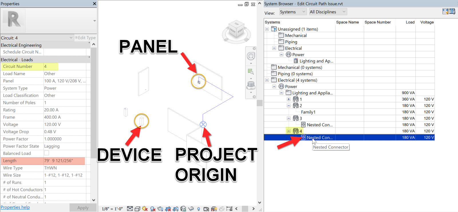 how to change units to metric revit 2018