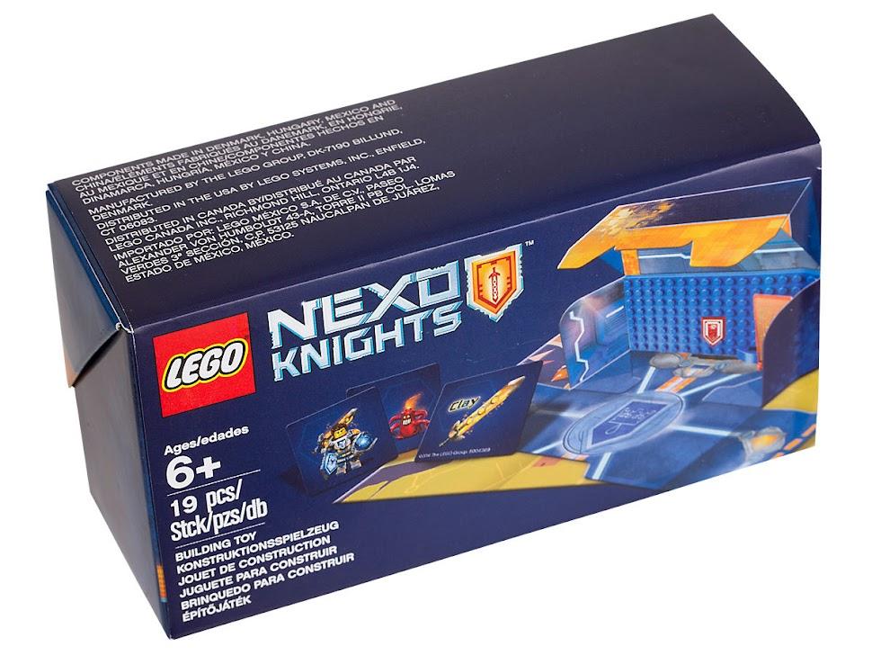 LEGO 5004389 - Stacja bojowa Nexo Knights
