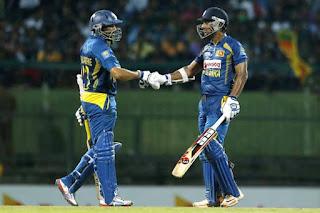 Tillakaratne Dilshan 99 - Sri Lanka vs South Africa 5th ODI 2013 Highlights