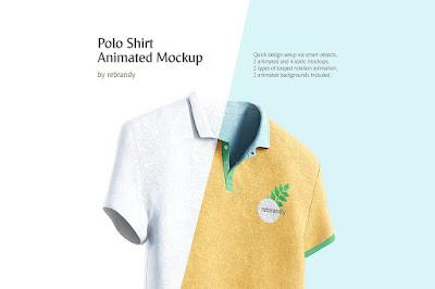 Design Bundles mock-up clothing templates