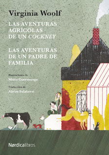 Las aventuras agrícolas de un cockney Virginia Woolf