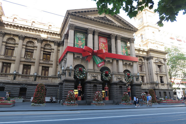 Melbourne Town Hall,Swanston St,
