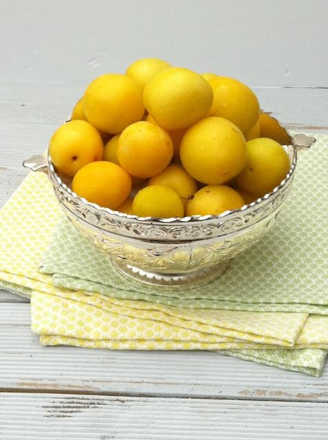 Quick Yellow Plum Jam  simplyfood