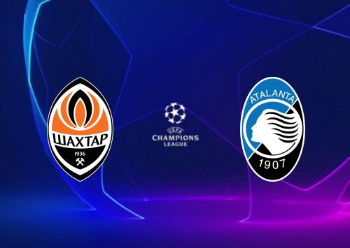 Shakhtar Donetsk vs Atalanta -Highlights 11 December 2019