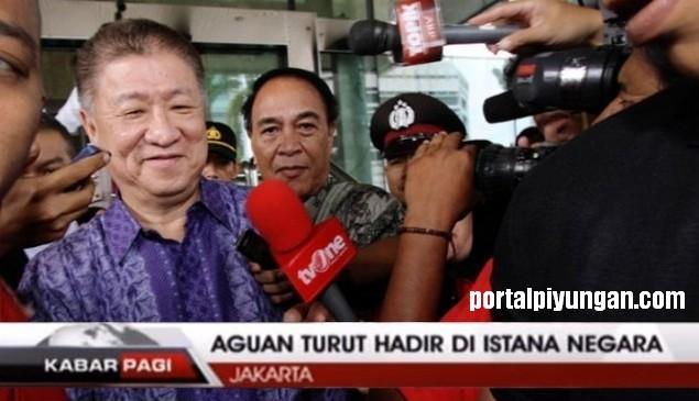 Setelah Aguan Diundang Ke Istana, KPK Akhirnya Tak Perpanjang Cekal Aguan