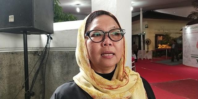 Putri Gus Dur Lempar Tanya Soal Wajib Jilbab Alasan Cegah Nyamuk