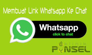 Cara Membuat Link Whatsapp Ke Chat