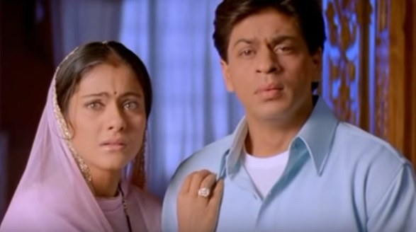 kabhi khushi kabhie gham, movie, message, society, shahrukh khan