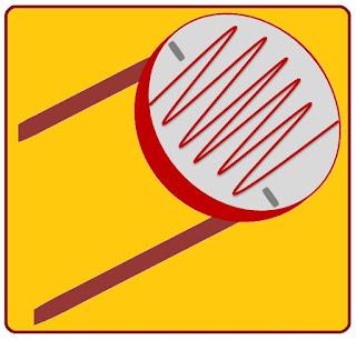 comment utilisé une photoresitance - Photorésistance — Wikipédia , المقاومة الضوئية: LDR المقاومة الضوئية