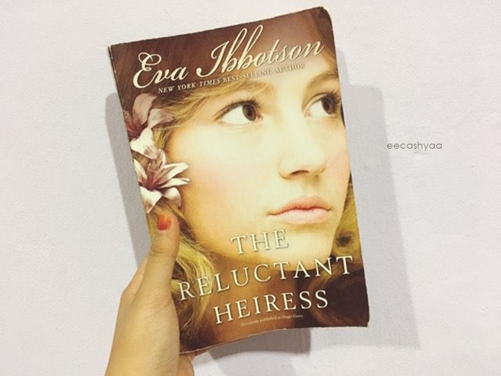 the reluctant heiress review