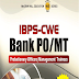 McGrawhill: IBPS Bank PO/MT including previous years solved papers E-Book Free Download PDF