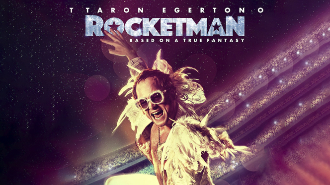 Rocketman (2019) Web-DL 1080p Latino-Ingles