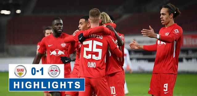 Stuttgart vs RB Leipzig – Highlights