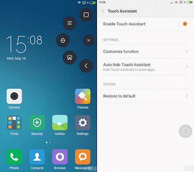Cara Mengatasi Tombol Navigasi Tidak Berfungsi Pada Xiaomi