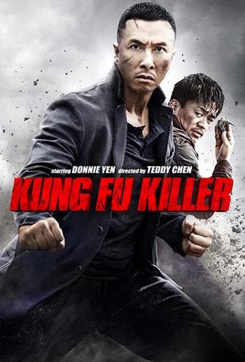 Kung Fu Jungle 2014 Dual Audio ORG Hindi 720p BluRay 1GB DD5.1Ch ESubs poster