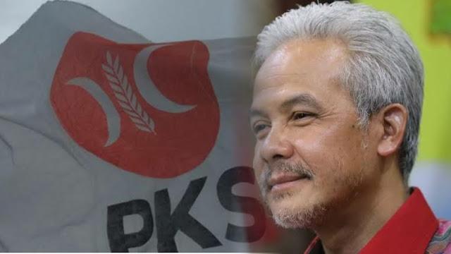 PDIP Izinkan Ganjar Maju Sebagai Capres dari Parpol Lain, PKS Tertarik?
