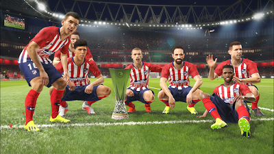PES 2019 UEFA Europa League Trophy by Ginda01