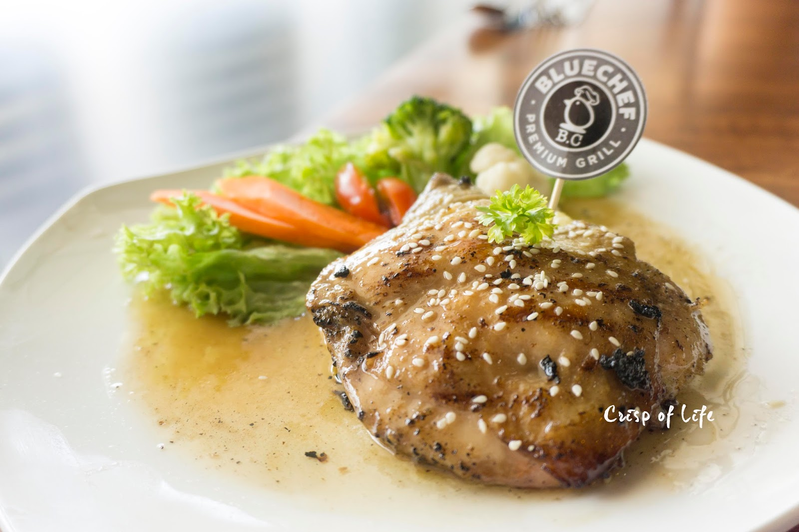 Blue Chef Premium Grill & Pasta @ I-Avenue, Bayan Lepas, Penang