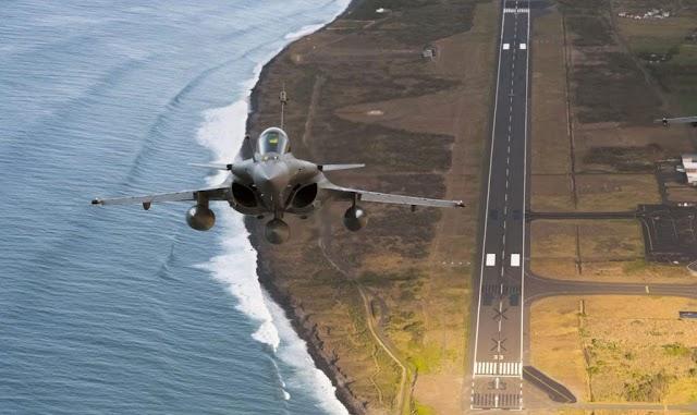 Τα πρώτα Rafale μέχρι Μάϊο στην Ελλάδα-Εξετάζεται η απόκτηση 20 μαχητικών αντί 18