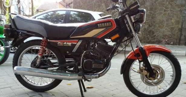 Ini Penampakan Foto Foto Motor Rx King Cobra Yang Melegenda