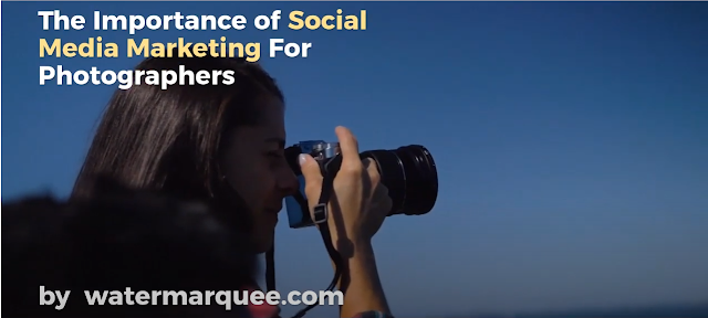 How important is Social Media Marketing for Photographers?